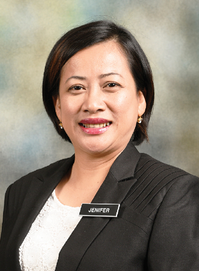 Image for YB Jenifer Lasimbang