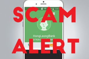 Sabah.Net Scam Alert 20171208  [Alert on Hong Leong Bank Scam Calls]